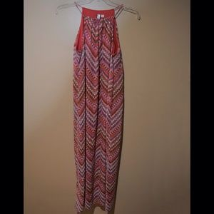 TREND MAKERS Women's Sz 8 Maxi DRESS
